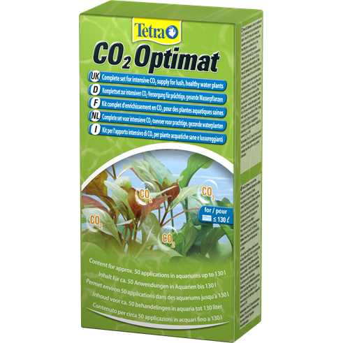 Tetra CO2 Optimat co2-düngung aquarienpflanzen