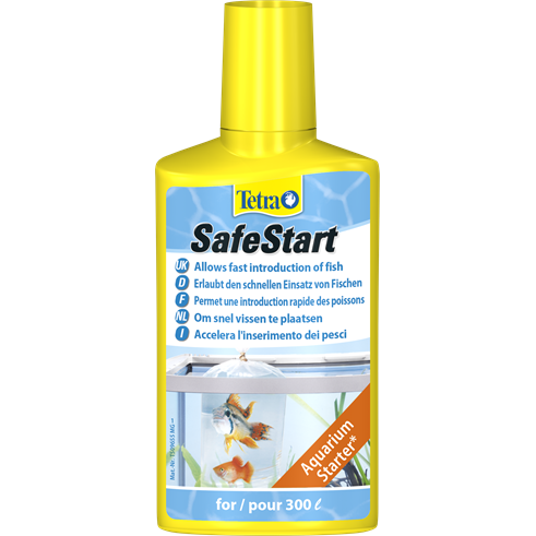 Tetra SafeStart Wasserwerte