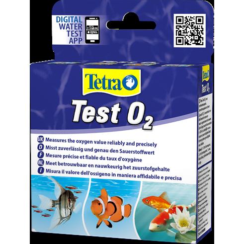 Tetra Test O2 Wasserwerte
