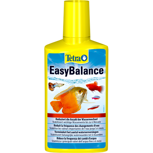 tetra easybalance wasseraufbereiter aquarium reinigen
