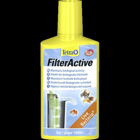 Tetra FilterActive Wasserwerte
