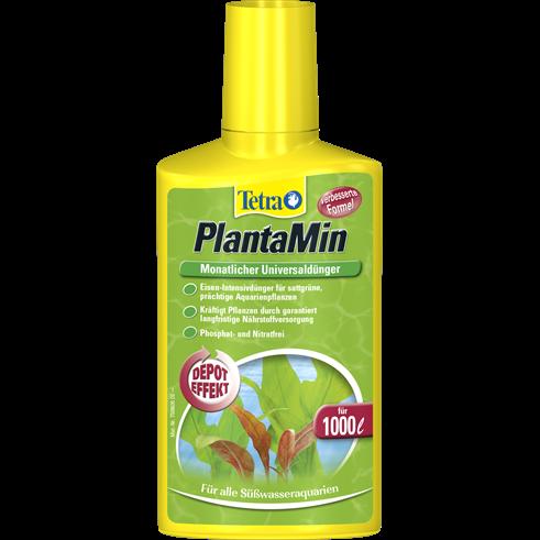 tetra plantamin pflanzendünger wasserwerte
