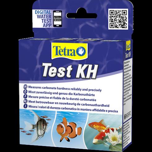 Tetra Test KH Wasserwerte