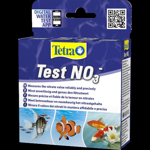 tetra test no3 Wasserwerte