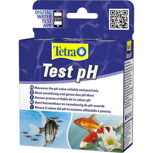 tetra test ph wasserwerte