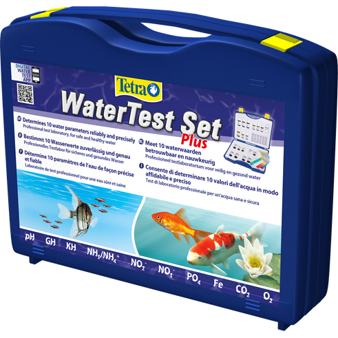 tetra watertest set plus wasserwerte