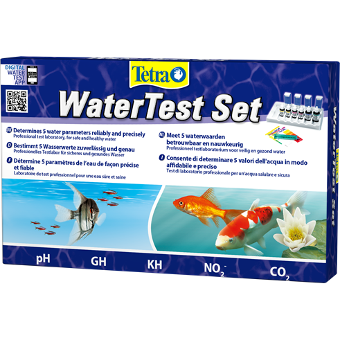 tetra watertest set wasserwerte