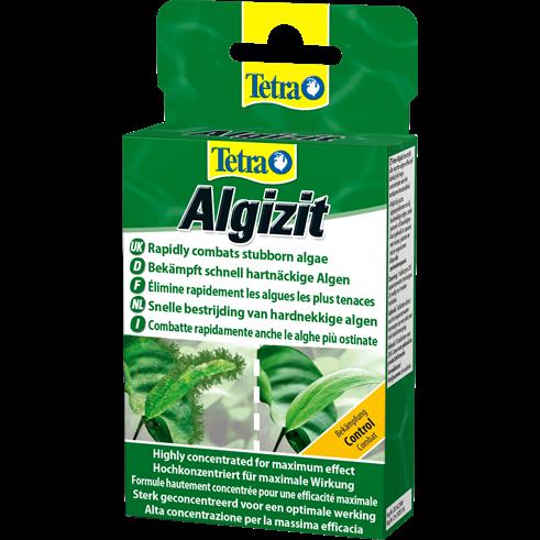 Tetra Algizit - Ursachen Algen - Aquarium - Algenbekämpfung