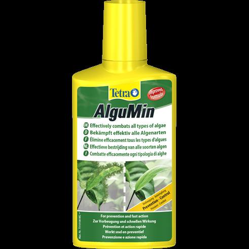 Tetra AlguMin - Ursachen Algen - Aquarium - Algenbekämpfung