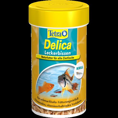 Tetra Delica Krill - Leckerbissen für FIsche - Leckerli