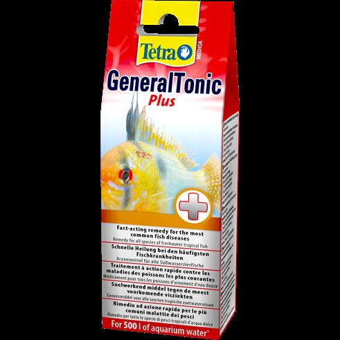 Tetra Medica GeneralTonic Plus - Fischkrankheiten