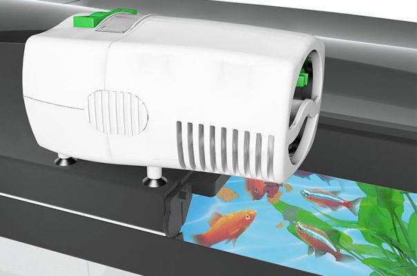 Автоматическая кормушка Tetra MyFeeder решает проблему кормления рыб при длительном отсутствии