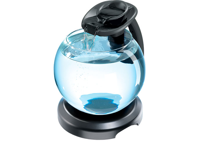 Tetra Duo Waterfall Globe – нано-аквариум для петушка