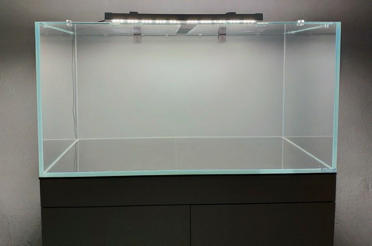 Аквариум 180 литров со светильником Tetra Tetronic LED ProLine 580
