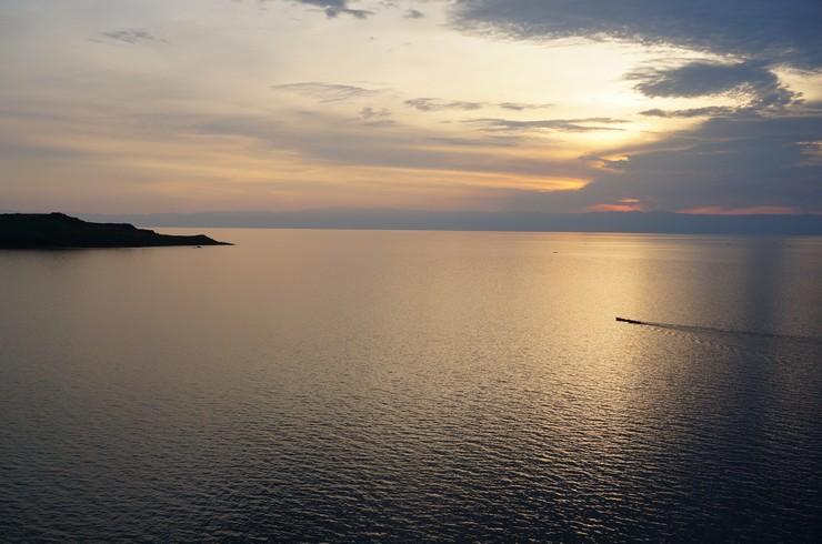 Озеро Танганьика, Африка