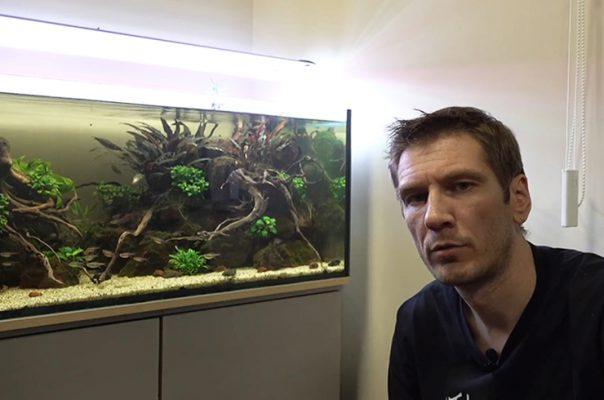 Виталий Шорохов делится опытом обслуживания внешнего фильтра