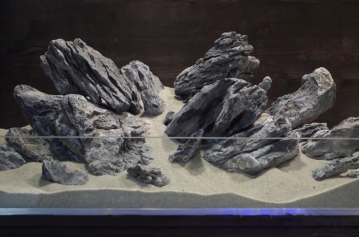 Определяем самое удачное расположение камней